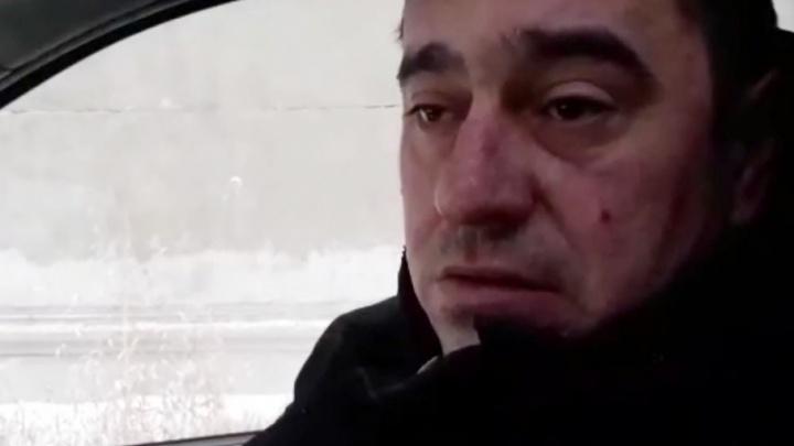 В Копейске остановили пьяного водителя грузовика с 10 детьми и семью взрослыми в кузове