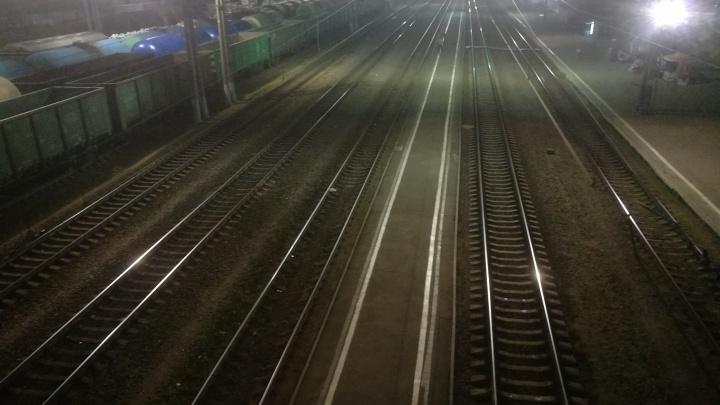 Машинист сигналил, но это не помогло: в Ярославской области поезд насмерть сбил мужчину