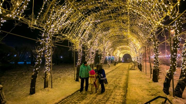 Синоптики дали прогноз погоды на новогоднюю ночь
