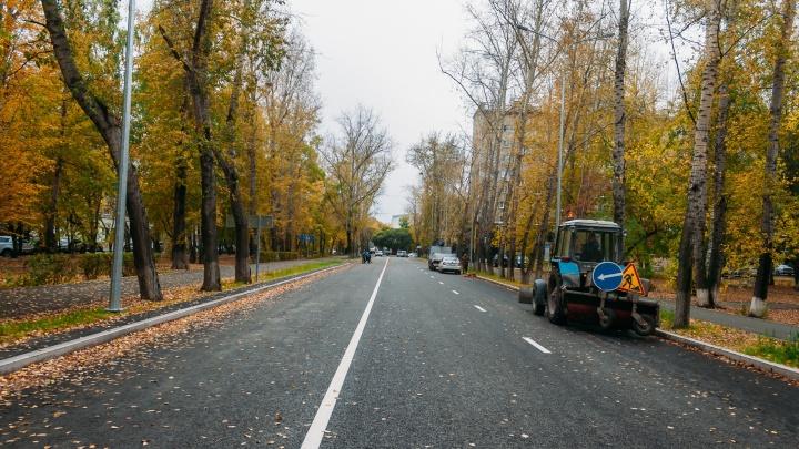 Неужели дождались: в Тюмени запустили движение по Одесской