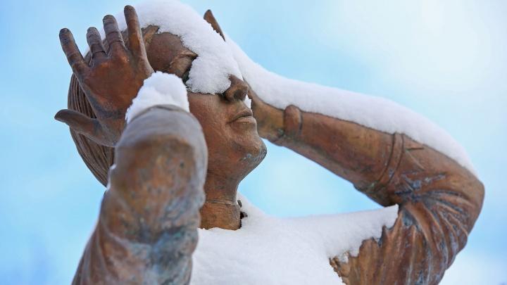 В вихре снежном: снегопад застал «Семь девушек» врасплох