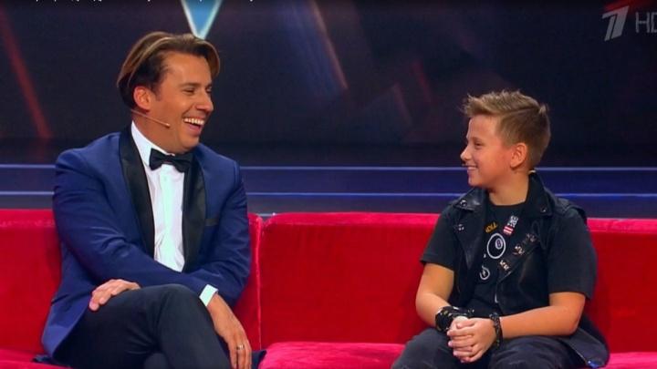 Восходящая звезда: Максим Галкин был потрясен выступлением мальчика из Новочеркасска
