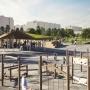 Крыша с газоном и модный городок: рассматриваем проект для сквера на проспекте Машиностроителей
