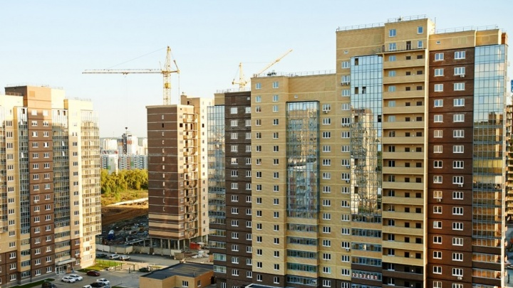 Город растёт вверх: средняя высота челябинских новостроек достигла 14 этажей