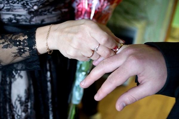 Совет да любовь: в Самарской области 5 заключенных вступили в брак