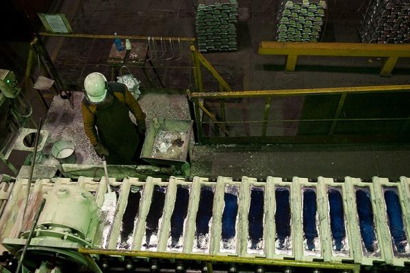 На территории завода скончался сотрудник подрядчика