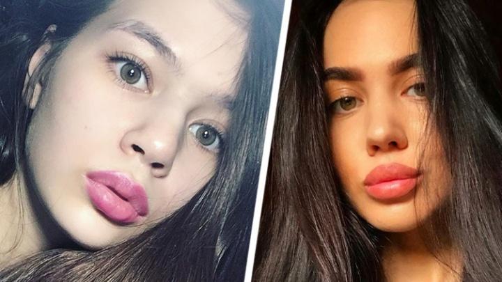 Покажи свой Instagram: 9 омских красавиц с пухлыми губами
