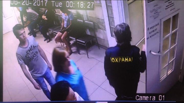 В розыск объявлены двое принесших в БСМП избитого до смерти красноярца