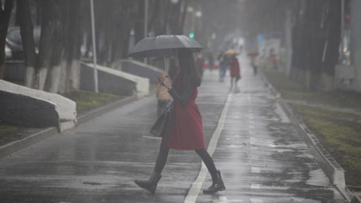 Синоптики Башкирии предупредили о сильном ветре и плохой видимости на дорогах