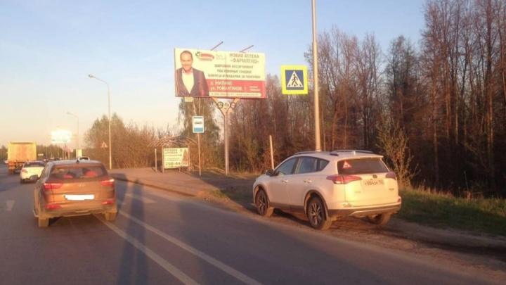 Под Уфой водитель «Лады-Приоры» сбил пенсионерку
