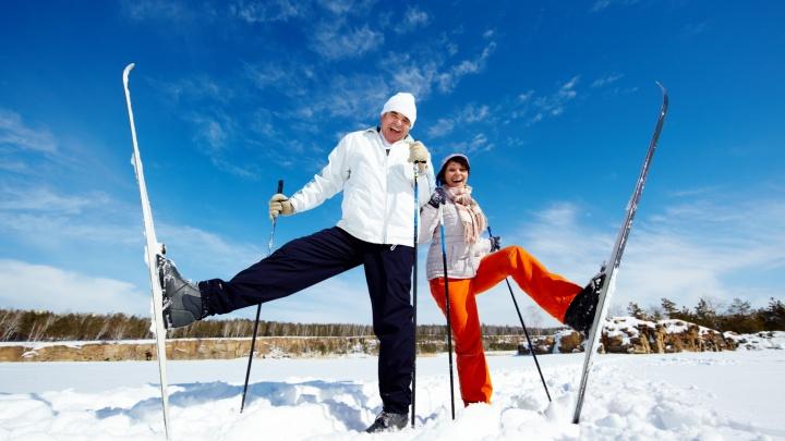 «Европа Плюс Екатеринбург» подарит сертификаты на безлимитное посещение горнолыжного комплекса