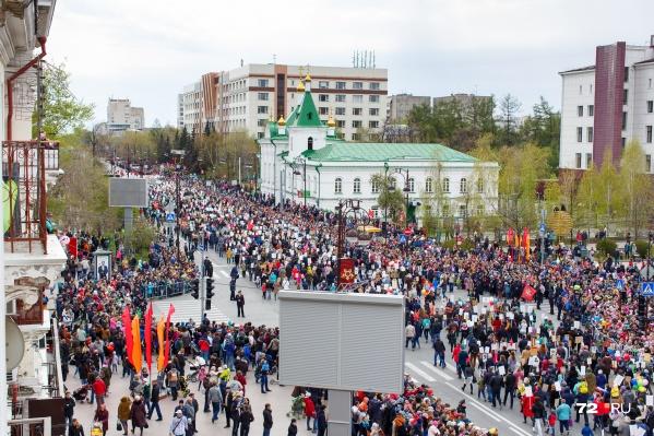 Дороги в центре перекроют с самого утра для проведения парада, а затем на время праздничного фейерверка