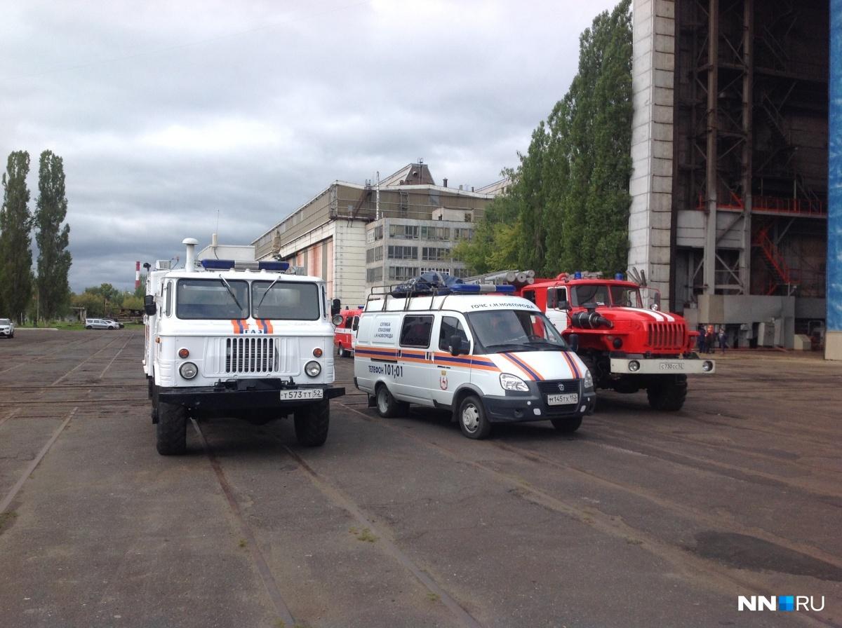 Двое человек погибли во время происшествия на заводе «Красное Сормово»