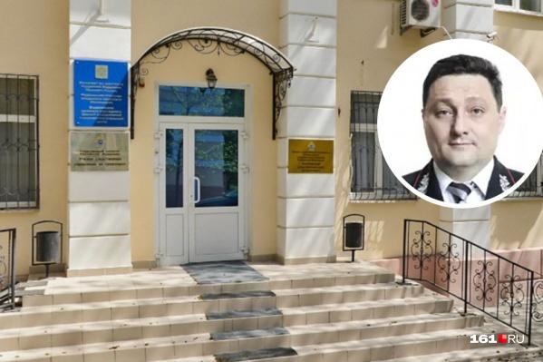 Алексей Черняев был уволен из организации 1 июля