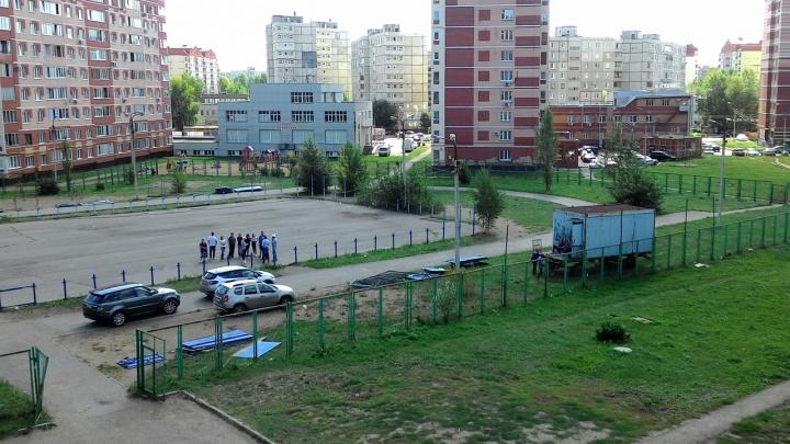 Мамочки Сипайлово выступили против строительства детского сада в районе