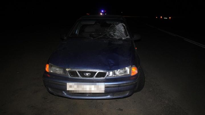 Прогулки по встречной полосе: в Башкирии мужчина попал под колеса иномарки