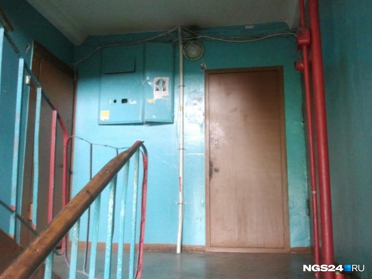 ВКрасноярске тело пенсионера пролежало вквартире 4 месяца