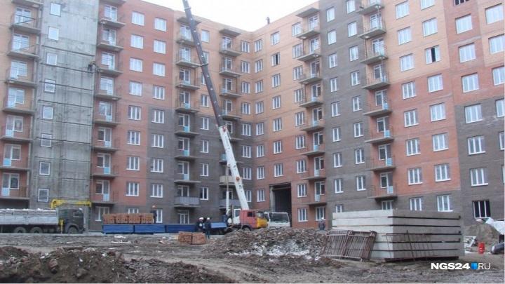Тепло в многострадальные высотки в «Солонцах-2» дадут к 10 декабря