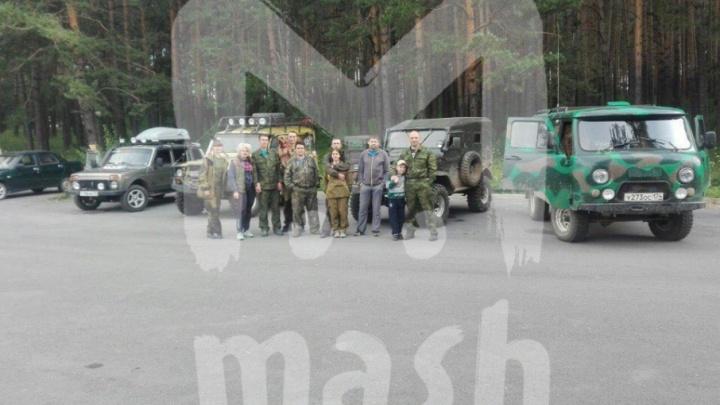 В Башкирии по пути на водопад Атыш пропали 15 туристов из Челябинской области