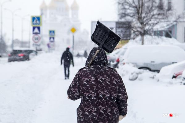 А вам надоели температурные «качели» этой зимой в Архангельске? Пишите ответ в комментариях