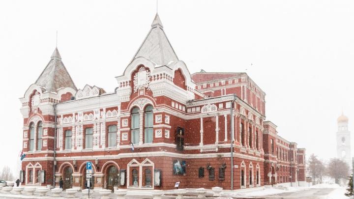 В Самарском драмтеатре планируют уменьшить зрительный зал
