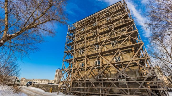 Будет как на Невском: глава грузинского землячества построит в Новосибирске бизнес-центр