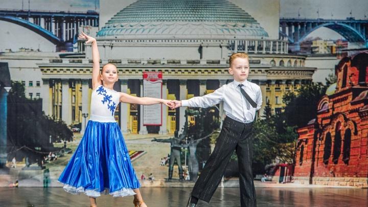В Новосибирске пройдет всероссийский фестиваль «Танцующий мир»