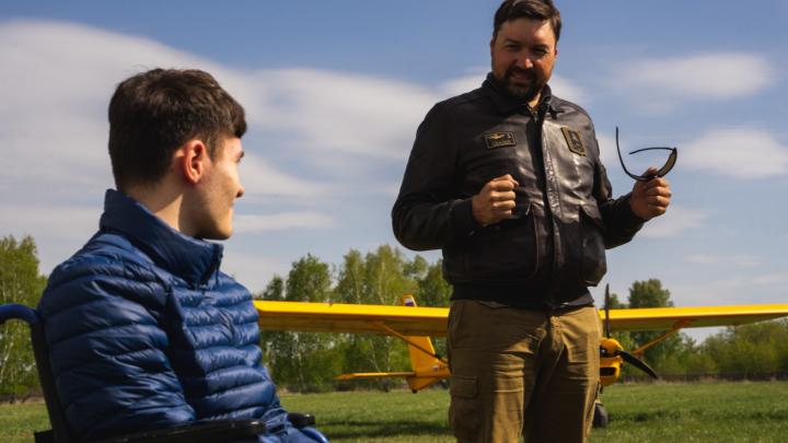 Пилот, который построил аэродром имени Летова, проиграл суд и решил покинуть Омск