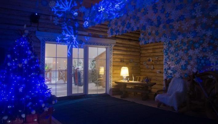 В Самаре изменили график работы усадьбы Деда Мороза