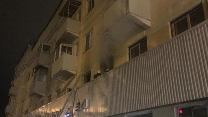 Пожар в уфимской многоэтажке стал причиной гибели двух женщин