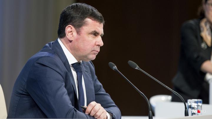 «Удивлён»: ярославский губернатор ответил на скандал с подготовкой бюджетников к встрече с ним