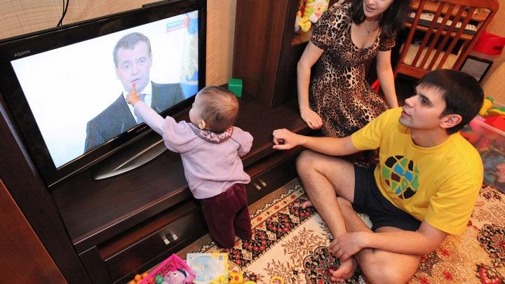 Морозы заставили новосибирцев смотреть сериалы «СашаТаня» и «Молодёжка»