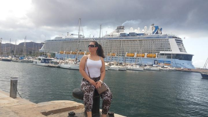 «От пиратов надо было отбиваться водой из шланга»: екатеринбурженка — о работе на круизном лайнере