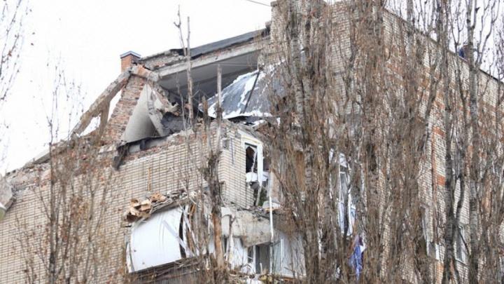 Пострадавшей при обрушении здания в Шахтах семье выплатят еще 600 тысяч рублей
