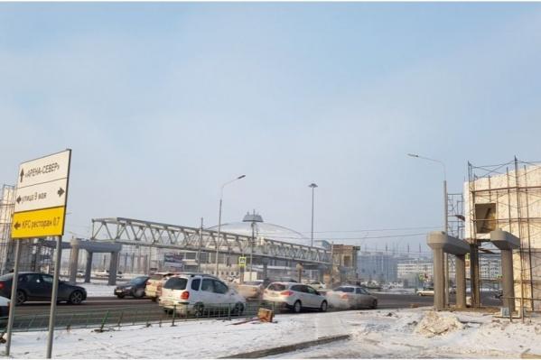 Цена этой конструкции — 170 миллионов рублей&nbsp;<br><br>
