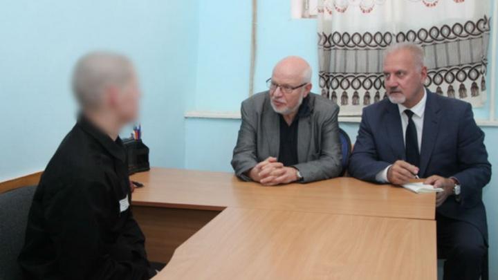 Минфин России попросят выплатить Евгению Макарову 10 миллионов за пытки в ярославской колонии