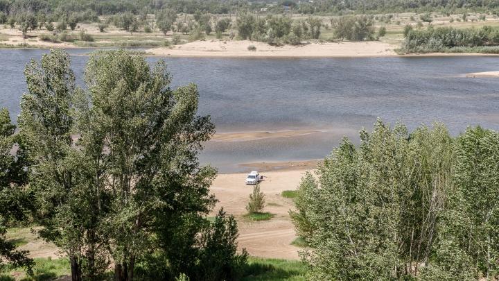 «Решил искупаться после веселой ночи»: волжанин утонул на правом берегу Ахтубы