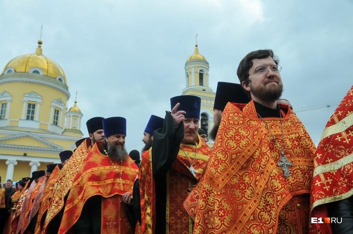 Шествие начнется в пятницу в 11:30 от Свято-Троицкого кафедрального собора