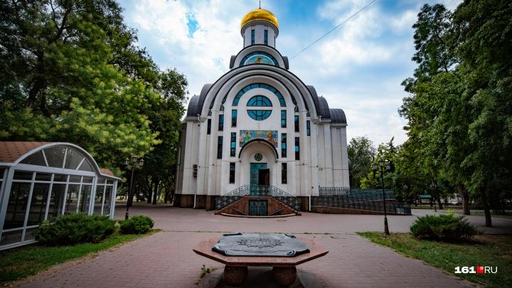 Новочеркасский и Ростовский митрополит Меркурий ждет извинений от девушки, плюнувшей на храм