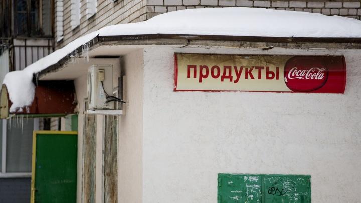 В Ярославле продавцы магазина дали отпор семейной банде грабителей