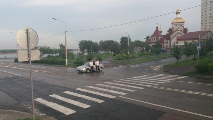 В Волгограде открыли для машин Нулевую Продольную