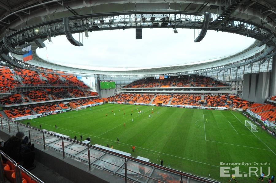 В соседнем с Челябинском Екатеринбурге уже завтра состоится матч соперников россиян по группе Египет — Уругвай