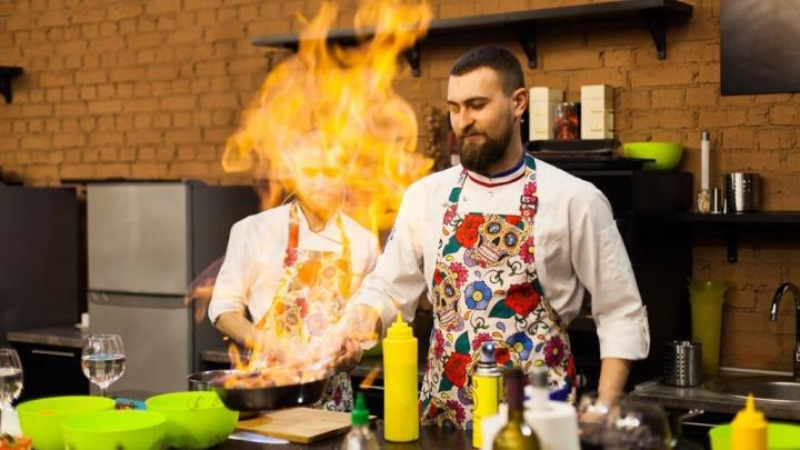 «Никогда не садитесь на диету в понедельник»: шеф-повар Максим Мозгалёв — о вкусном старте недели