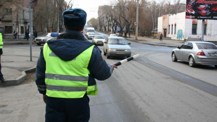 Полиция проверит курганских водителей на трезвость