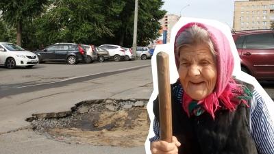 Провинция закаляет: как живет бабушка из деревни Борки, которая за власть ремонтирует дороги