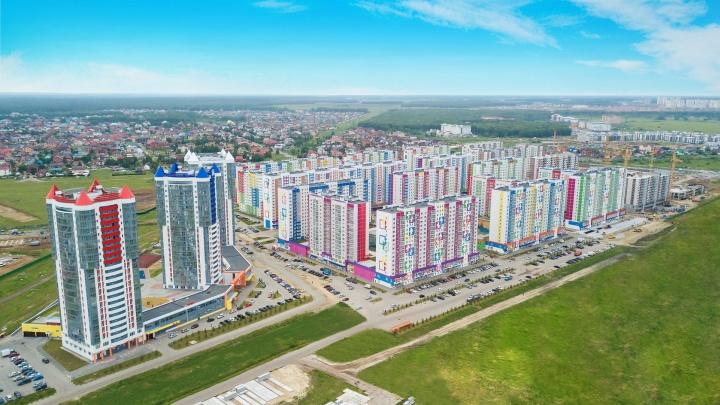 ТДСК продает готовые квартиры в Ново-Патрушево