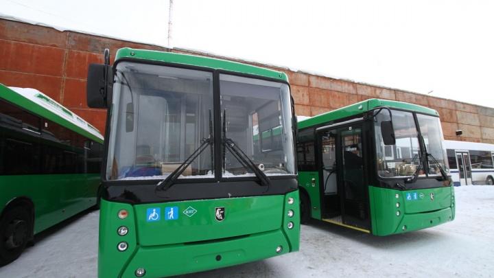 Мэрия изменит два маршрута, чтобы спасти екатеринбуржцев, оставшихся без автобусов № 024