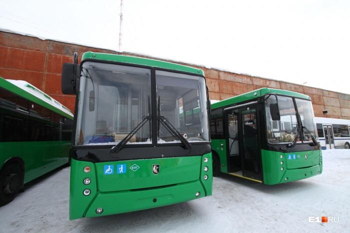 По новым схемам автобусы № 57 и 57А начнут ездить с марта