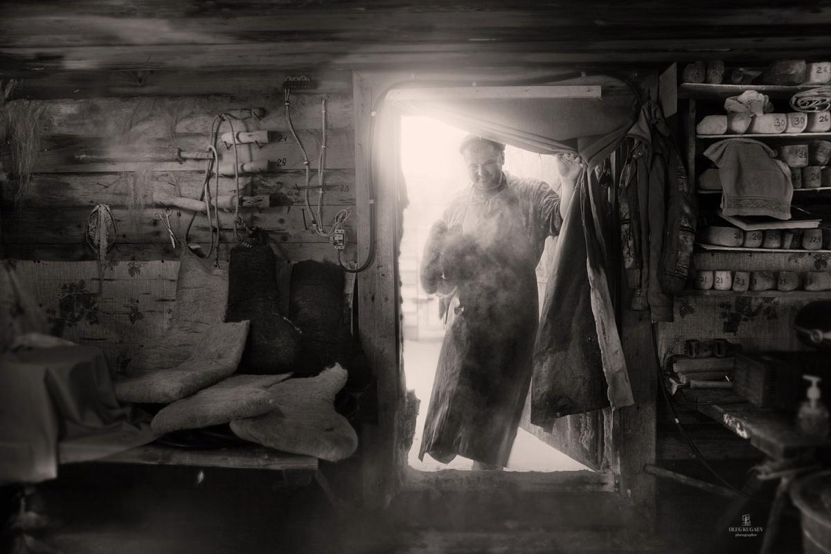 Олег рассказал, что сделал фотографию несколько лет назад