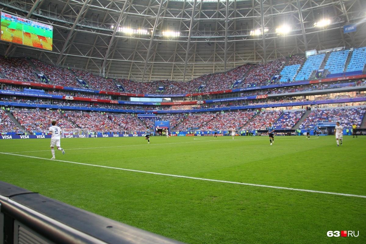 «Крылья» проведут первый матч нового сезона на «Самара Арене»